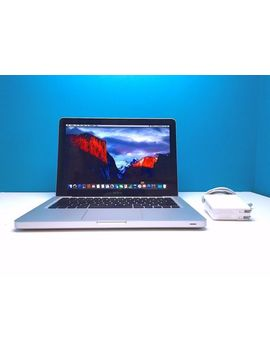 "Apple Mac Book 13"" Laptop / 2.0 G Hz Core / Upgraded 1 Tb Hdd / Os 2016 / Warranty by Apple"