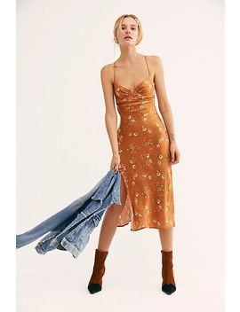 Wildflower Midi Dress by Free People