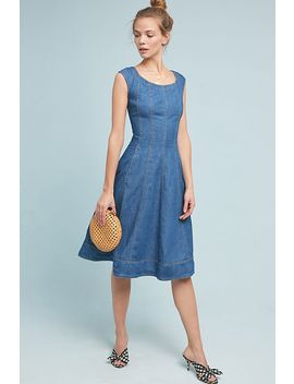 Pilcro Denim Dress by Pilcro And The Letterpress