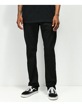 Empyre Skeletor Black Chino Pants by Empyre
