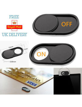 Webcam Cover Slider Camera Shield Privacy Protect Sticker For Laptop Phone Uk by Ebay Seller