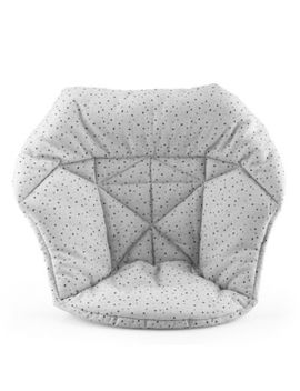 Stokke® Tripp Trapp® Soft Sprinkle Mini Baby Cushion In Grey by Bed Bath And Beyond