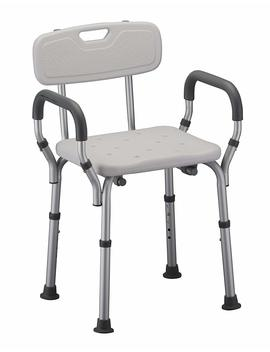 Nova Medical Products Deluxe Bath Seat With Back & Arms by Nova Medical Products