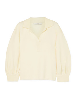 Merino Wool Sweater by Tibi