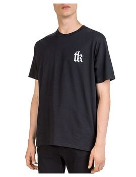 Embroidered Tee by The Kooples