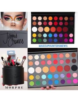 Morphe X James Charles Eyeshadow Artistry Palette by Morphe