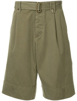Washed Belted Short by Jw Anderson