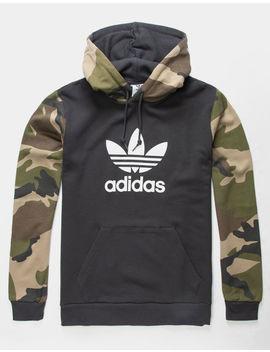 Adidas Camo Oth Mens Hoodie by Adidas