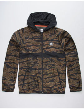 Adidas Camouflage Bb Wind Packable Mens Jacket by Adidas