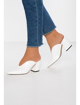 Heeled Mules by River Island