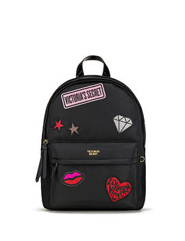 Vs Patch City Backpack by Victoria's Secret