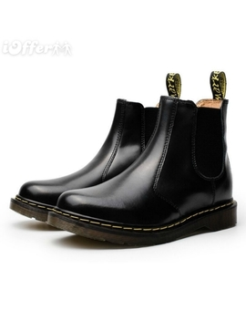 Dr.Martens 2976 Unisex/Men /Women Leather Chelsea Boots by I Offer