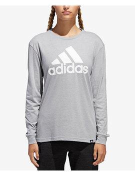 Clima Lite® Logo T Shirt by Adidas