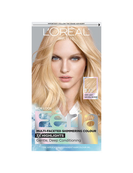 L'oreal Paris Feria Permanent Hair Color,Very Light Natural Blonde 1001.0 Ea by Loreal