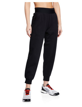 Ess High Waist Active Sweatpants by Adidas By Stella Mc Cartney