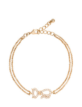 Jazz Things Up Pave Cat Bracelet by Kate Spade