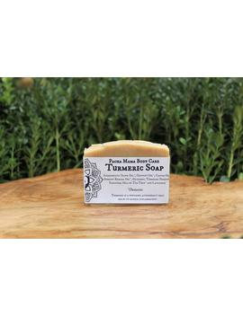 Turmeric Soap by Etsy
