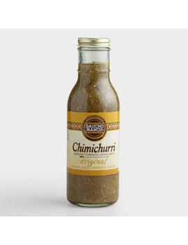 Gaucho Ranch Original Chimichurri Sauce, Set Of 6 by World Market