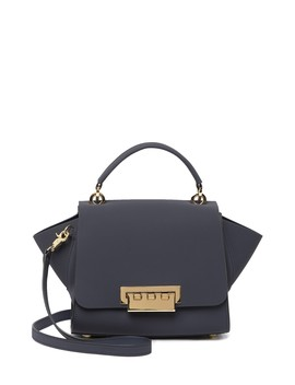 Eartha Suede Top Handle Crossbody Bag by Zac Zac Posen