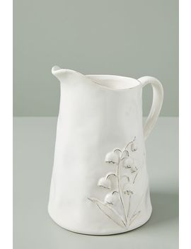 Katerina Pitcher by Anthropologie