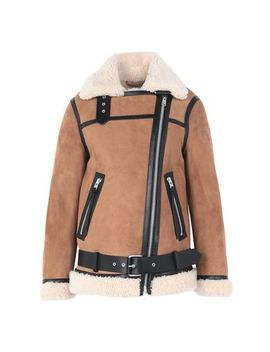 Allsaints Leather Jacket   Coats & Jackets by Allsaints