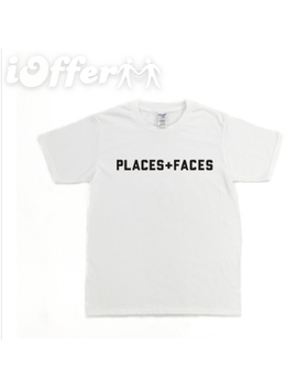 17s/S Places+Faces Women Men Short Sleeve T Shirt by I Offer