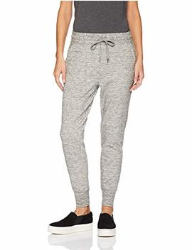 Daily Ritual Women's Terry Cotton And Modal Jogger by Daily Ritual