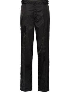 Pantaloni Con Gamba Dritta by Prada