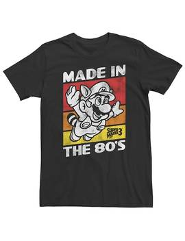 Men's Nintendo Super Mario Tee by Kohl's