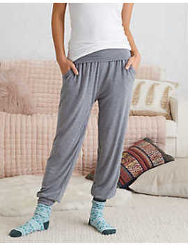 Aerie Real Soft® Jogger by American Eagle Outfitters