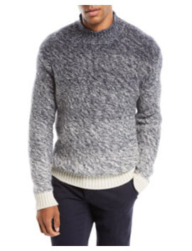 mens-clarke-ombre-sweater by loro-piana