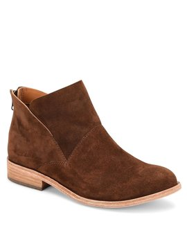 Ryder Suede Booties by Kork Ease