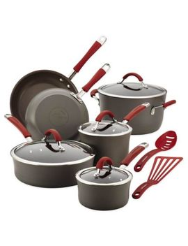 Rachael Ray Cucina 12 Piece Cookware Set by Bed Bath And Beyond