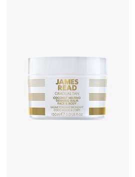 Coconut Melting Tanning Balm Face & Body 150 Ml   Selbstbräuner by James Read