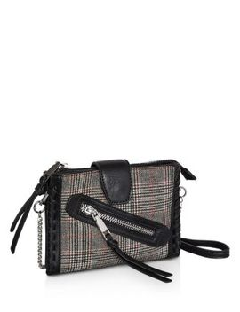Aubry Plaid Crossbody by Bcb Generation
