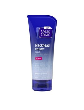 Clean & Clear Blackhead Eraser Facial Scrub With Salicylic Acid   7oz by Clean & Clear