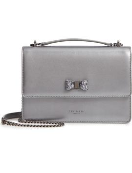 Lilyiah Bow Convertible Crossbody Bag by Ted Baker London
