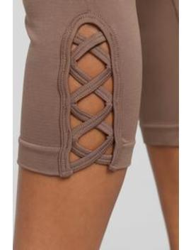 Always On Time Seamless Leggings   Tan by Fashion Nova