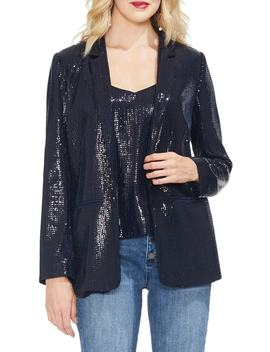 Sequin Blazer by Vince Camuto