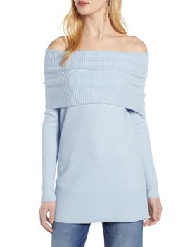 Convertible Neck Sweater by Halogen®