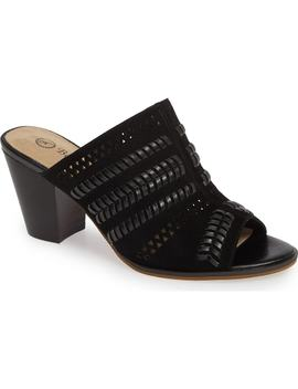 Koraline Open Toe Mule by Bella Vita