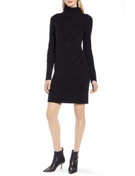 Funnel Neck Sweater Dress by Halogen®