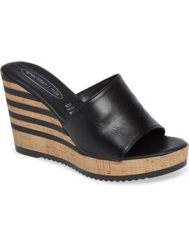 Rona Wedge Sandal by Sheridan Mia