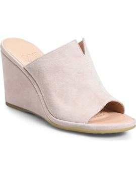 Hannah Wedge Mule by Ono