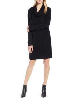 Cowl Neck Sweater Dress by Halogen®