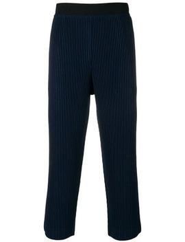 Pantalones Plisados by Homme Plissé Issey Miyake