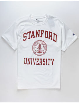 Champion Stanford University Mens T Shirt by Champion