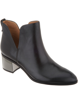 Franco Sarto Leather Or Suede Boots   Reeve by Qvc