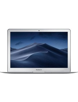 "Mac Book Air®    13.3"" Display   Intel Core I5   8 Gb Memory   128 Gb Flash Storage   Silver by Apple"