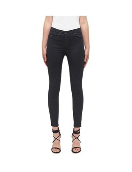 Cult Skinny Ankle Coated High Rise by Nobody Denim